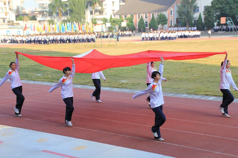 漳州三中校园风光
