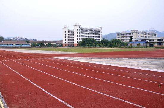 福安职业技术学校校园风光