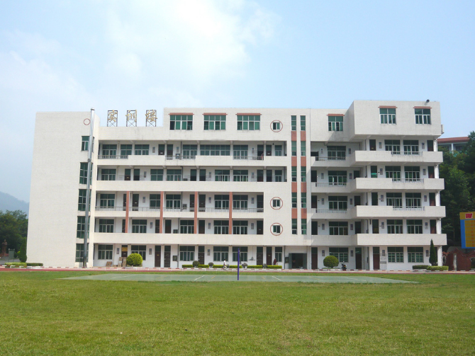 福建三明林业学校实训楼