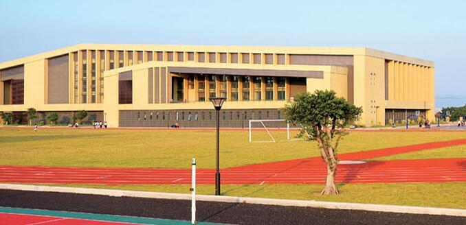 福州第八中学校园风光