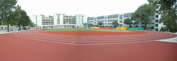 建瓯市第一中学校园风光