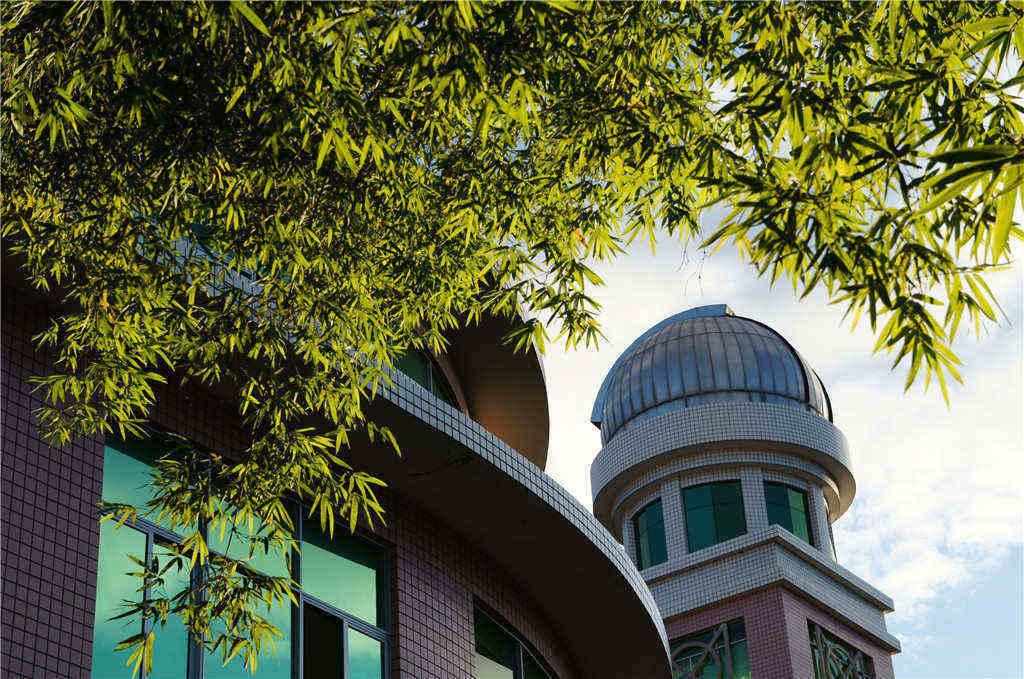 武夷山第一中学天文台