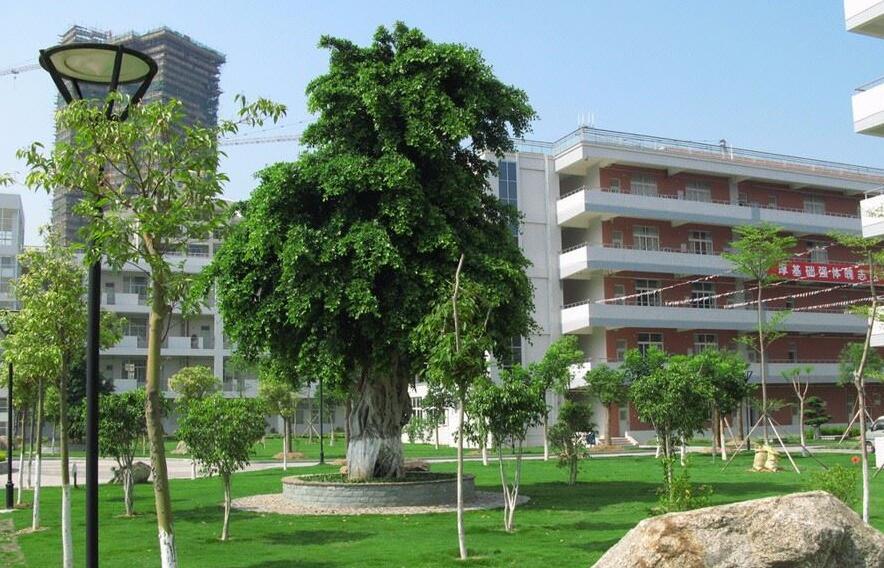 厦门外国语学校教学楼