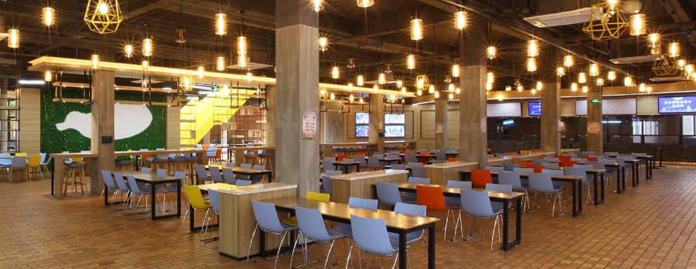 厦门英才学校餐厅